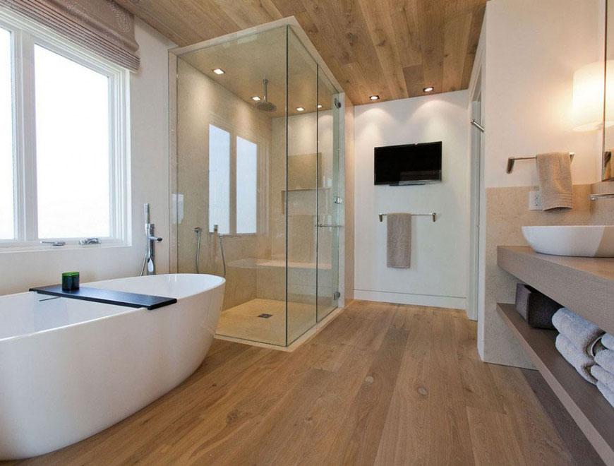 Lựa chọn sàn nhựa phù hợp cho phòng tắm