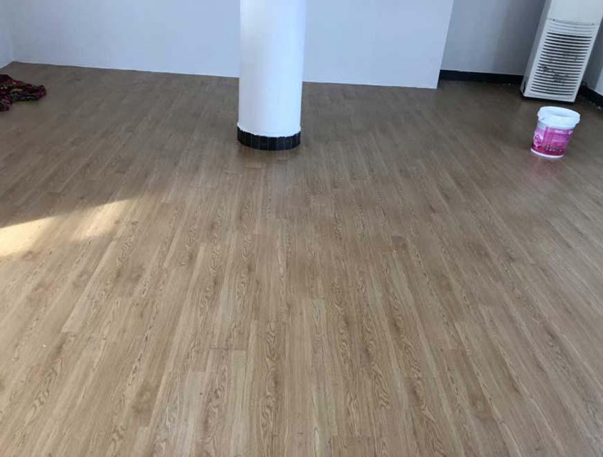 Hoàn thiện công trình sàn dán trường mầm non khách A Hậu Mỹ Hào Hưng Yên
