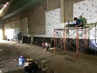 Hướng dẫn thi công tấm ốp tường trong nhà