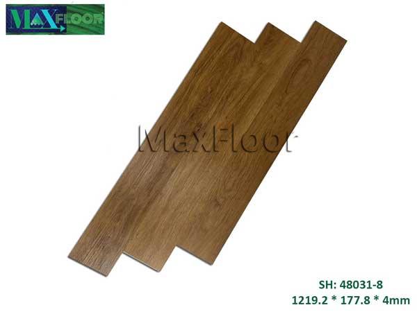 Sàn nhựa hèm khóa Max Floor 40831-8