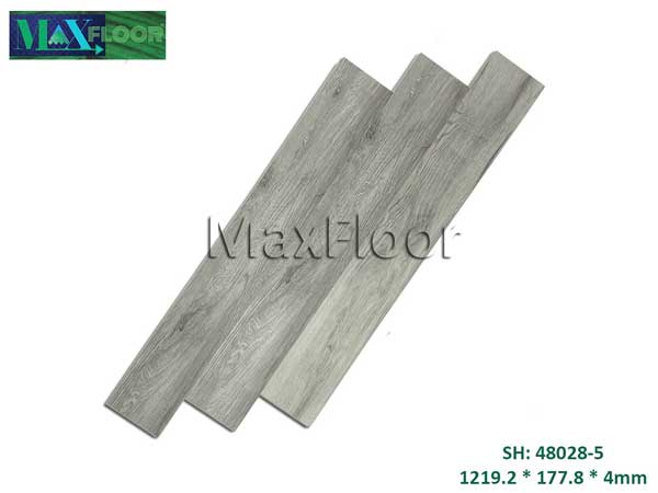 Sàn nhựa hèm khóa Max Floor 48028-5
