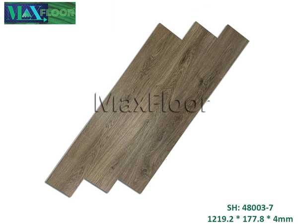 Sàn nhựa hèm khóa Max Floor 48003-7