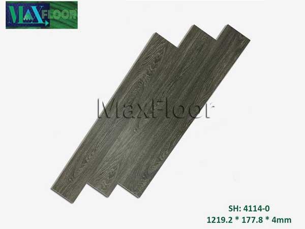 Sàn nhựa hèm khóa Max Floor 4114-0