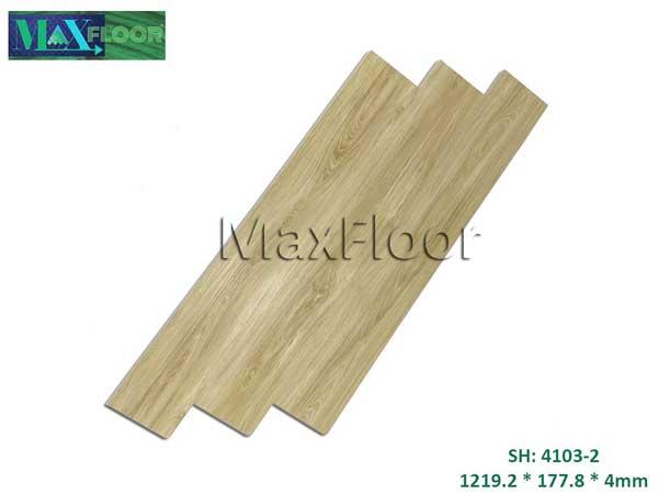 Sàn nhựa hèm khóa Max Floor 4103-2