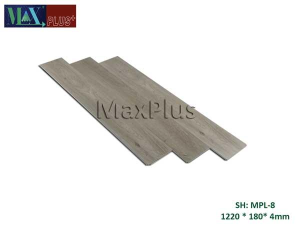 Sàn nhựa hèm khóa Max Plus MPL - 8