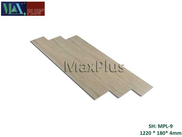 Sàn nhựa hèm khóa Max Plus MPL - 9