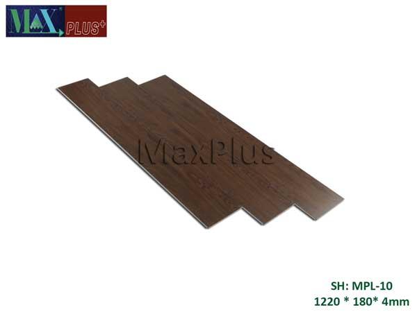 Sàn nhựa hèm khóa Max Plus MPL - 10