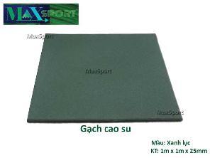 Gạch Cao Su Green