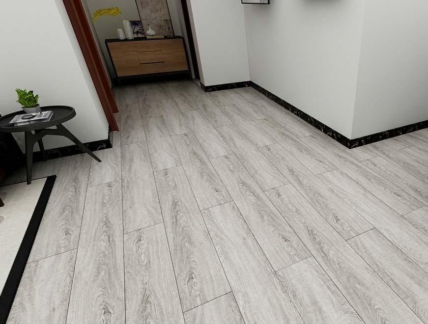 Sàn nhựa dán keo vân gỗ hình ảnh