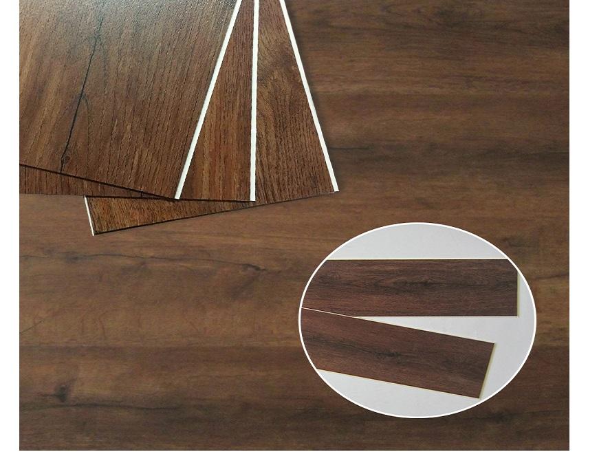 sàn nhựa hèm khóa spc floor được sử dụng trong căn hộ