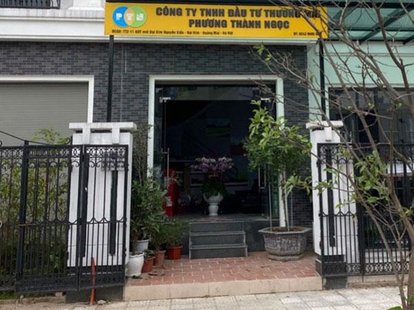 Phương Thành Ngọc - Tổng kho sàn nhựa tại Sơn Tây