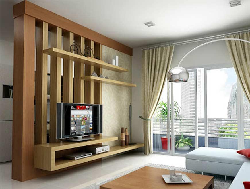 Sàn gỗ nhựa phòng khách