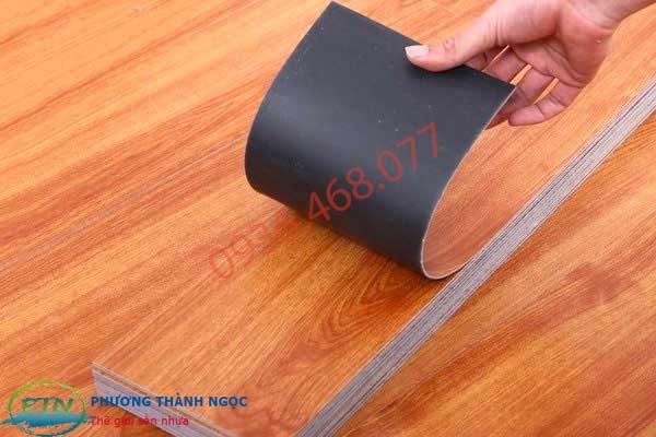sàn nhựa giá rẻ tại Điện Biên