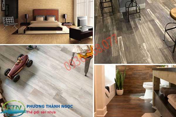 chọn sàn nhựa tốt nhất tại Thanh Trì